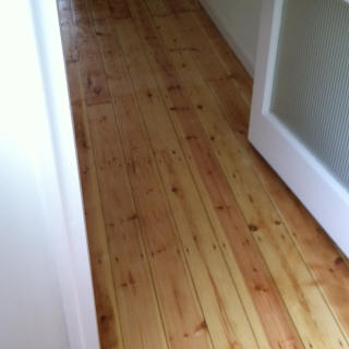 Oxford Flooring solid wood floor sanding